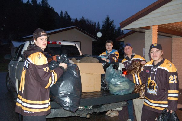 coats for kids, 2016, border bruins